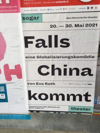 FALLS CHINA KOMMT in Zürich
